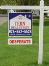 Desperate home sellers need staging