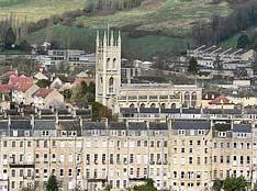 St. Saviour's Church, Somerset