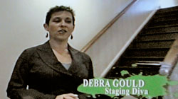Debra Gould on HGTV