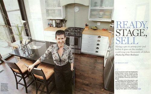 Debra Gould National Post Homes