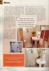 Debra Gould in Home and Decor Magazine