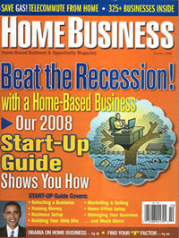 Staging Diva in Home Business Magazine