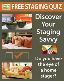 Test Your Staging Savvy FREE QUIZ!