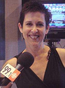 Debra Gould on CBC Radio