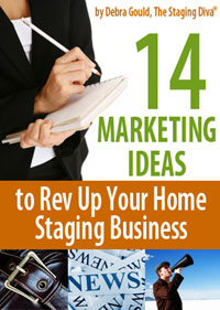 14 Marketing Ideas to Rev Up Your Home Staging Business
