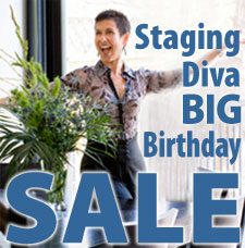 Home Staging Course Sale!