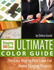 Staging Diva Ultimate Color Guide