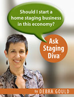 special report on home staging in depressed economy