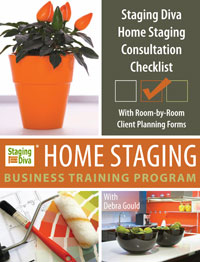 Staging Diva Home Staging Consultation Checklist and Forms