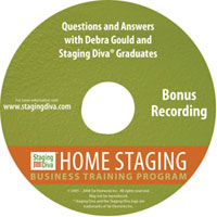 Bonus CD with home study kit