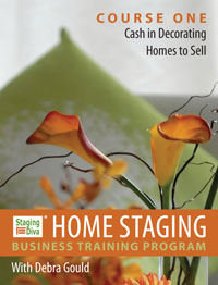 Cash In Decorating Homes To Sell - Course 1