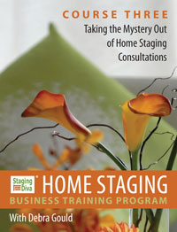 Staging Diva Home Staging Course 3