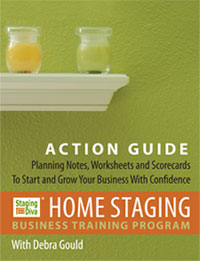 Home Staging Action Guide